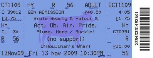BBV-ticket