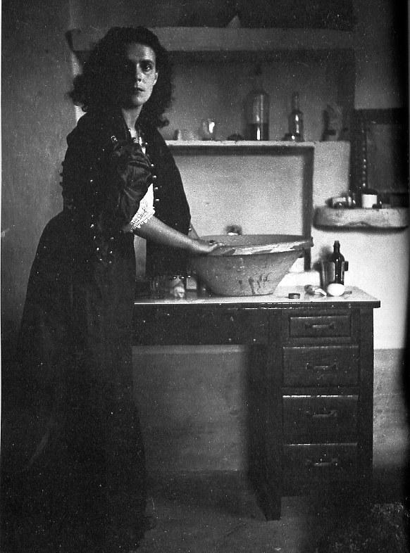 Leonora Carrington,Self-Portrait, 1938