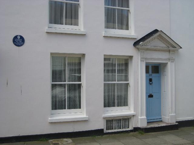 Hawtrey house