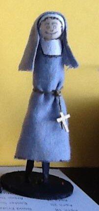 toy nun